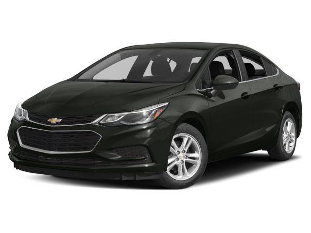 2018 Chevrolet Cruze LT Auto (Stk: 165591) in Richmond Hill - Image 1 of 9