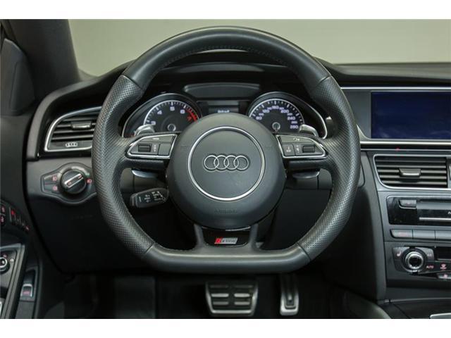 2015 Audi A5 2.0T Progressiv (Stk: 52720) in Newmarket - Image 12 of 18