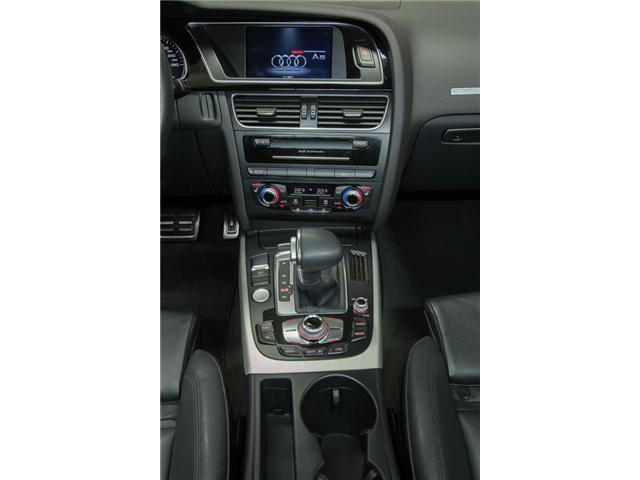 2015 Audi A5 2.0T Progressiv (Stk: 52720) in Newmarket - Image 13 of 18