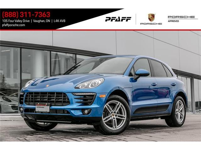 2017 Porsche Macan  (Stk: U6885) in Vaughan - Image 1 of 10