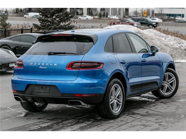 2017 Porsche Macan  (Stk: U6885) in Vaughan - Image 2 of 10