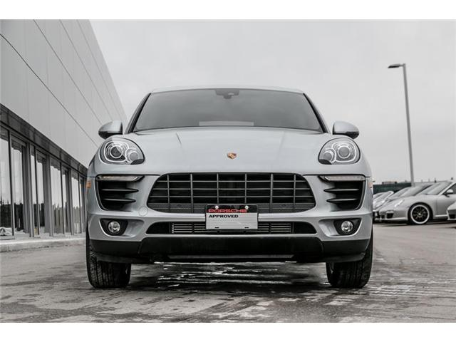 2017 Porsche Macan  (Stk: U6887) in Vaughan - Image 2 of 13
