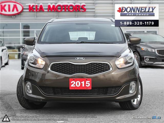 2015 Kia Rondo  (Stk: CLKU2079) in Kanata - Image 2 of 27