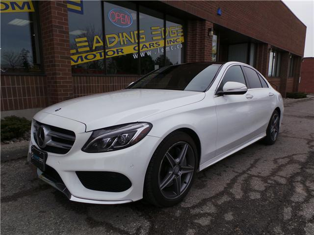 2015 Mercedes-Benz C-Class  (Stk: 10522) in Woodbridge - Image 1 of 19