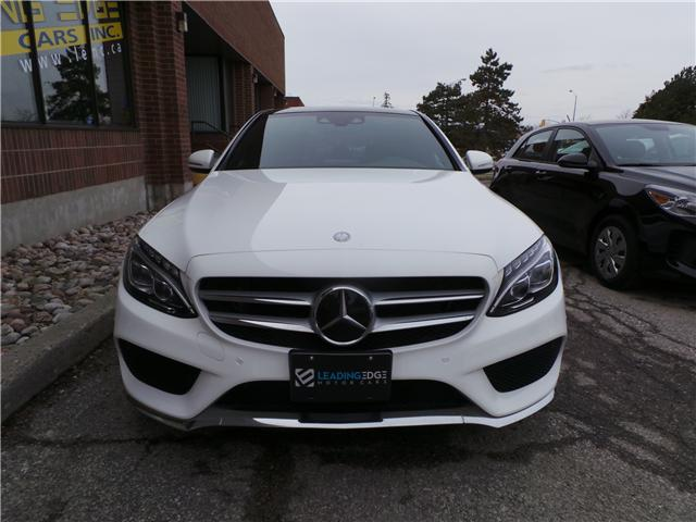 2015 Mercedes-Benz C-Class  (Stk: 10522) in Woodbridge - Image 2 of 19