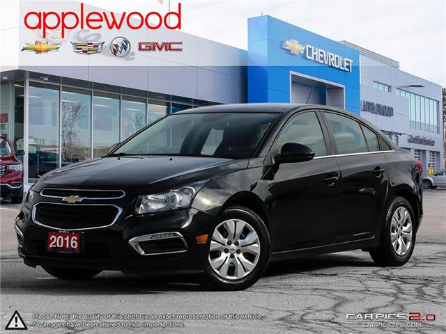 2016 Chevrolet Cruze Limited 1LT (Stk: 7656P) in Mississauga - Image 1 of 27