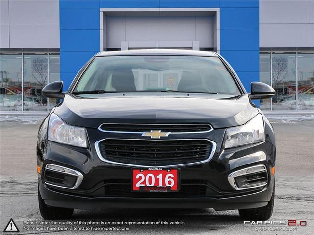 2016 Chevrolet Cruze Limited 1LT (Stk: 7656P) in Mississauga - Image 2 of 27