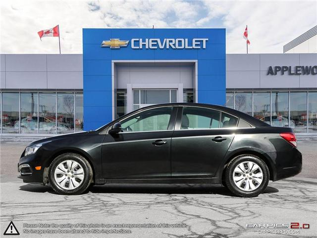2016 Chevrolet Cruze Limited 1LT (Stk: 7656P) in Mississauga - Image 3 of 27