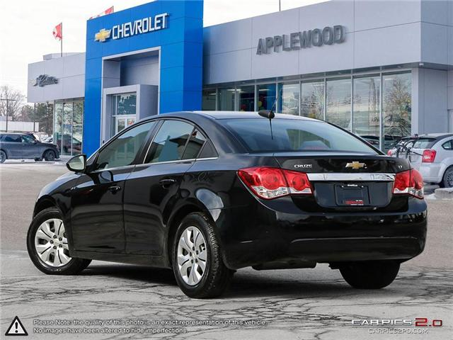 2016 Chevrolet Cruze Limited 1LT (Stk: 7656P) in Mississauga - Image 4 of 27