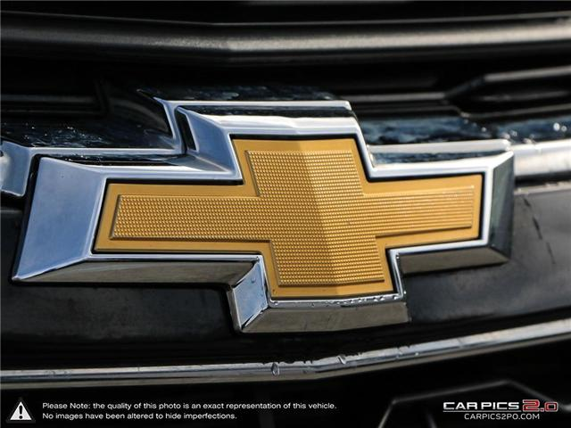 2016 Chevrolet Cruze Limited 1LT (Stk: 7656P) in Mississauga - Image 9 of 27