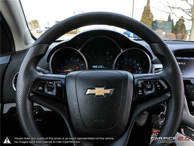 2016 Chevrolet Cruze Limited 1LT (Stk: 7656P) in Mississauga - Image 14 of 27