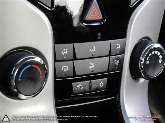 2016 Chevrolet Cruze Limited 1LT (Stk: 7656P) in Mississauga - Image 20 of 27