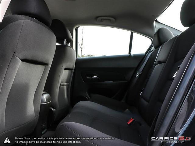 2016 Chevrolet Cruze Limited 1LT (Stk: 7656P) in Mississauga - Image 24 of 27