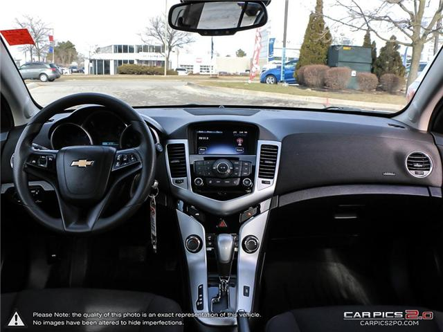 2016 Chevrolet Cruze Limited 1LT (Stk: 7656P) in Mississauga - Image 25 of 27