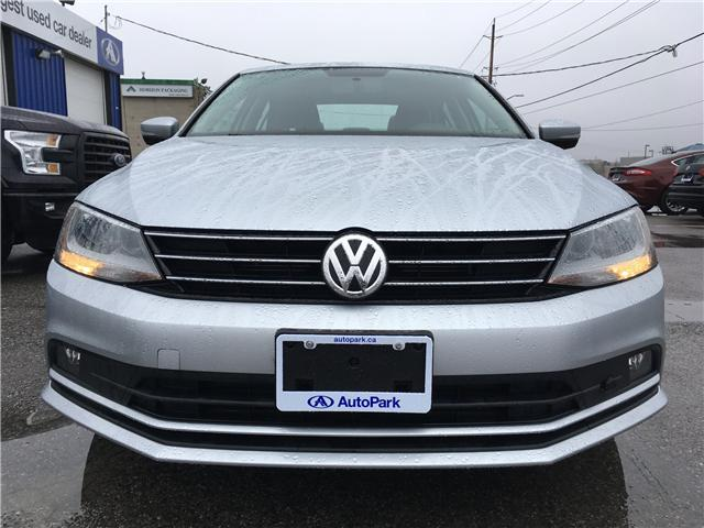 2015 Volkswagen Jetta 2.0 TDI Highline (Stk: 15-17900) in Georgetown - Image 2 of 25