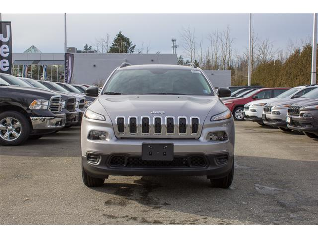 2018 Jeep Cherokee Sport (Stk: J517552) in Abbotsford - Image 2 of 30