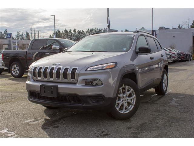 2018 Jeep Cherokee Sport (Stk: J517552) in Abbotsford - Image 3 of 30