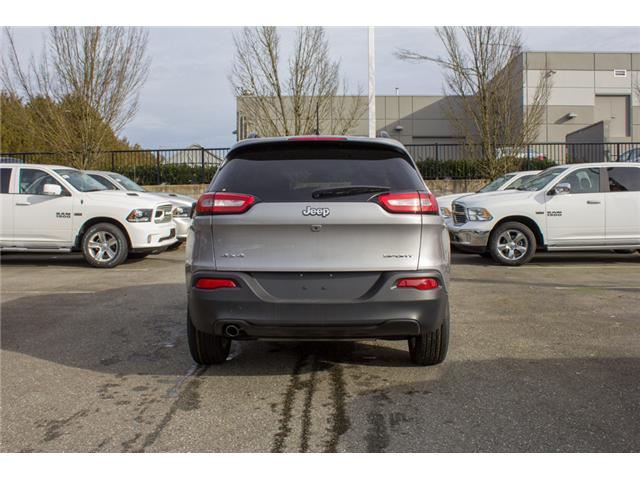 2018 Jeep Cherokee Sport (Stk: J517552) in Abbotsford - Image 6 of 30