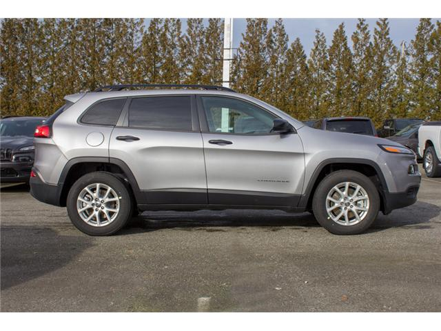 2018 Jeep Cherokee Sport (Stk: J517552) in Abbotsford - Image 8 of 30