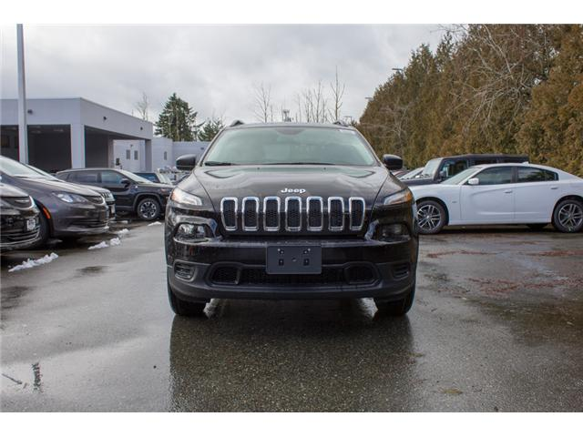 2018 Jeep Cherokee Sport (Stk: J517556) in Abbotsford - Image 2 of 27
