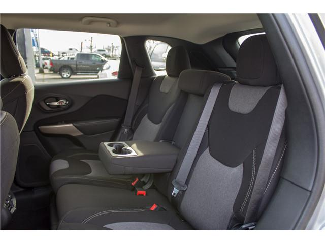 2018 Jeep Cherokee Sport (Stk: J517552) in Abbotsford - Image 14 of 30