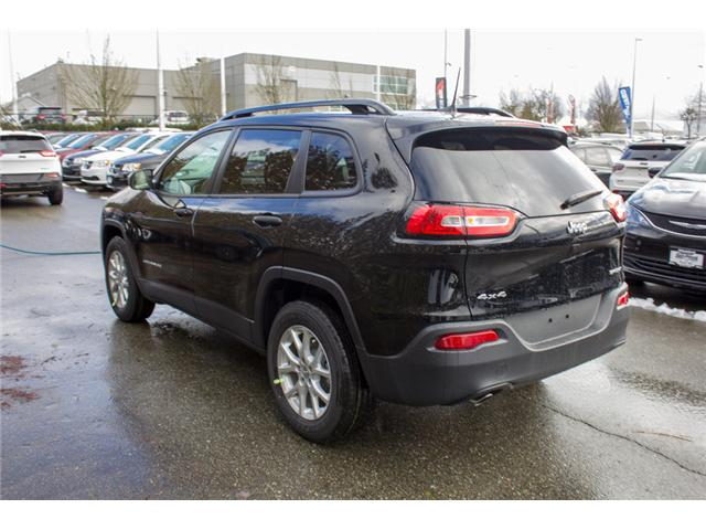 2018 Jeep Cherokee Sport (Stk: J517556) in Abbotsford - Image 5 of 27