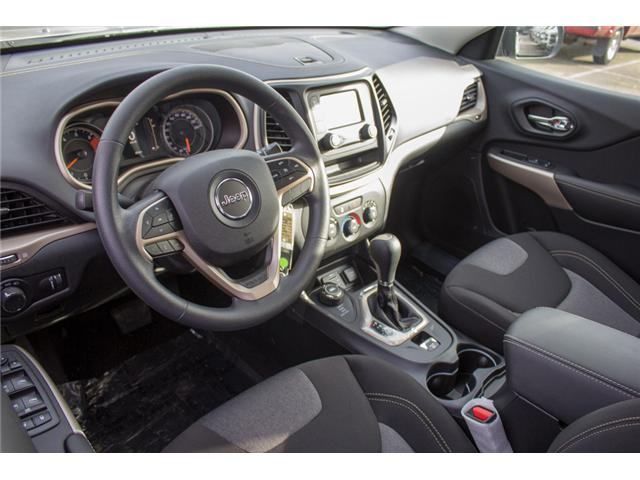2018 Jeep Cherokee Sport (Stk: J517552) in Abbotsford - Image 17 of 30