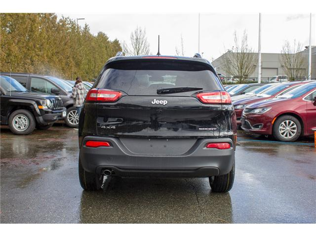 2018 Jeep Cherokee Sport (Stk: J517556) in Abbotsford - Image 6 of 27
