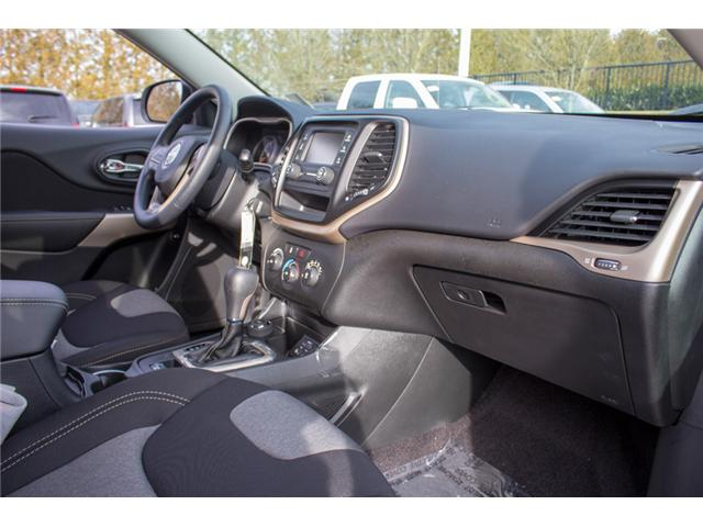 2018 Jeep Cherokee Sport (Stk: J517552) in Abbotsford - Image 19 of 30