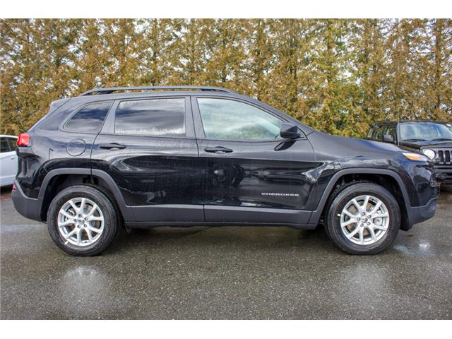 2018 Jeep Cherokee Sport (Stk: J517556) in Abbotsford - Image 8 of 27