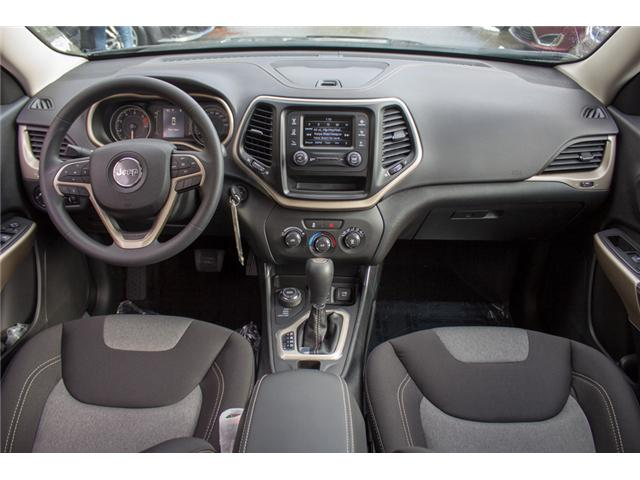 2018 Jeep Cherokee Sport (Stk: J517556) in Abbotsford - Image 15 of 27