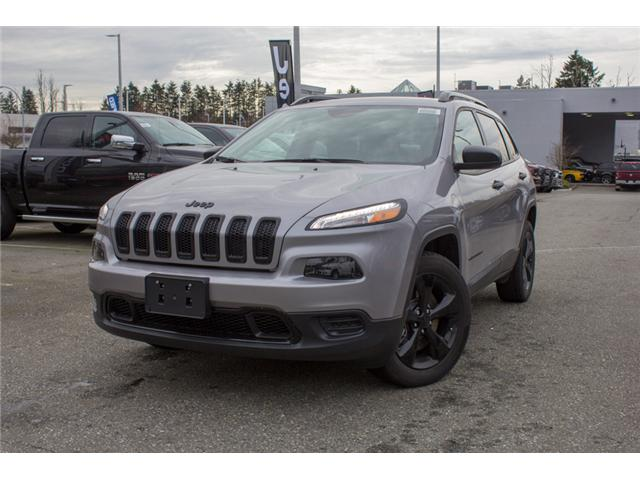 2018 Jeep Cherokee Sport (Stk: J520039) in Abbotsford - Image 3 of 30