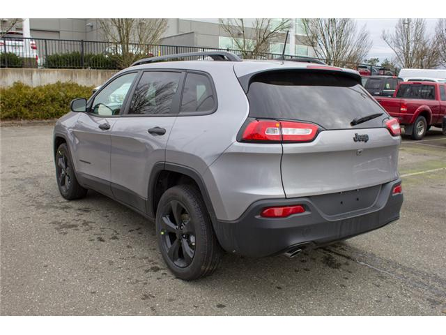 2018 Jeep Cherokee Sport (Stk: J520039) in Abbotsford - Image 5 of 30
