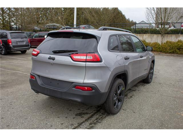 2018 Jeep Cherokee Sport (Stk: J520039) in Abbotsford - Image 7 of 30
