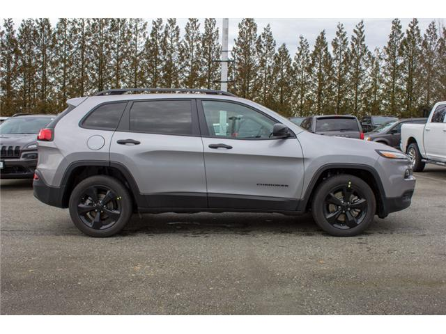 2018 Jeep Cherokee Sport (Stk: J520039) in Abbotsford - Image 8 of 30