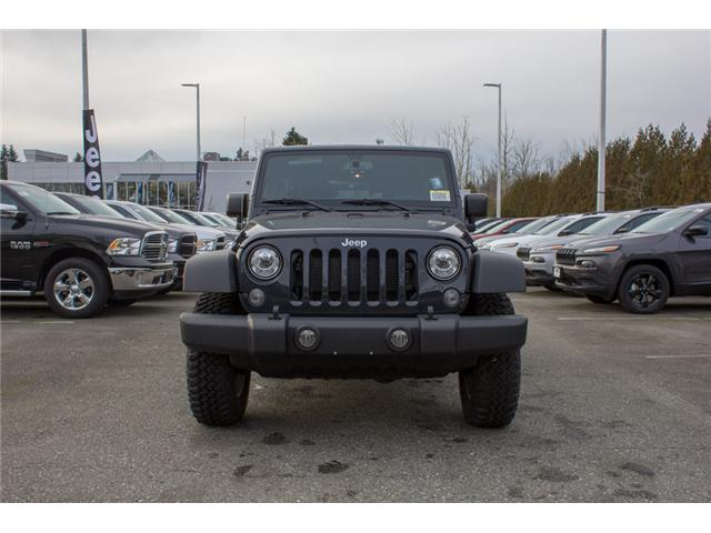 2018 Jeep Wrangler JK Unlimited Rubicon (Stk: J834268) in Abbotsford - Image 2 of 30