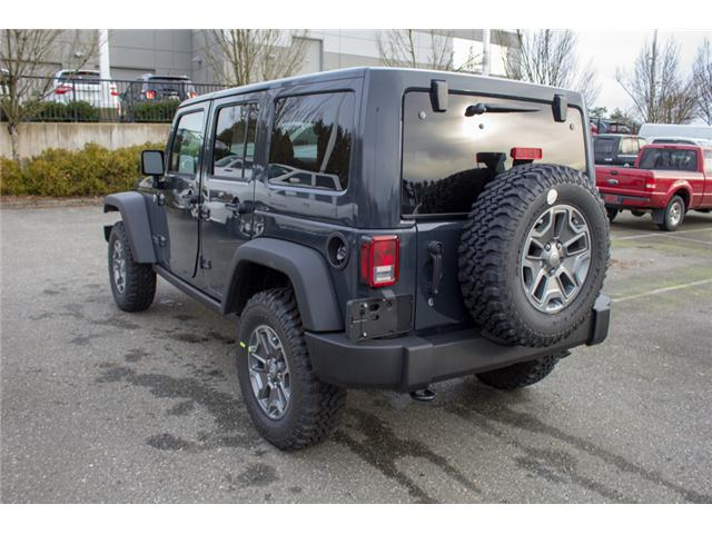 2018 Jeep Wrangler JK Unlimited Rubicon (Stk: J834268) in Abbotsford - Image 5 of 30