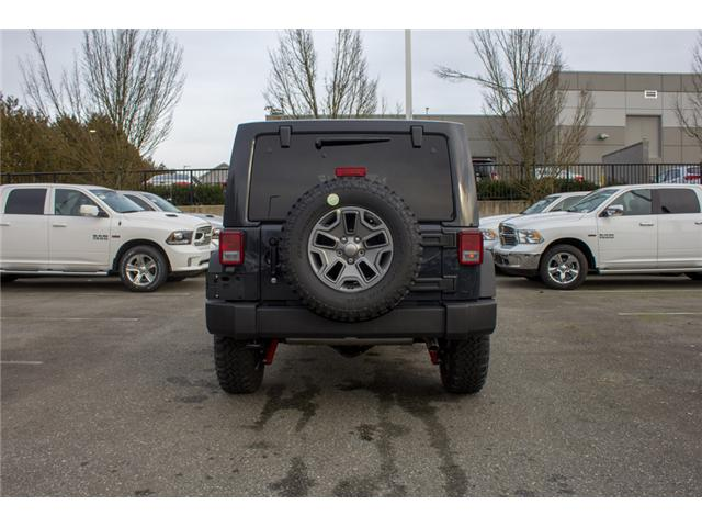 2018 Jeep Wrangler JK Unlimited Rubicon (Stk: J834268) in Abbotsford - Image 6 of 30
