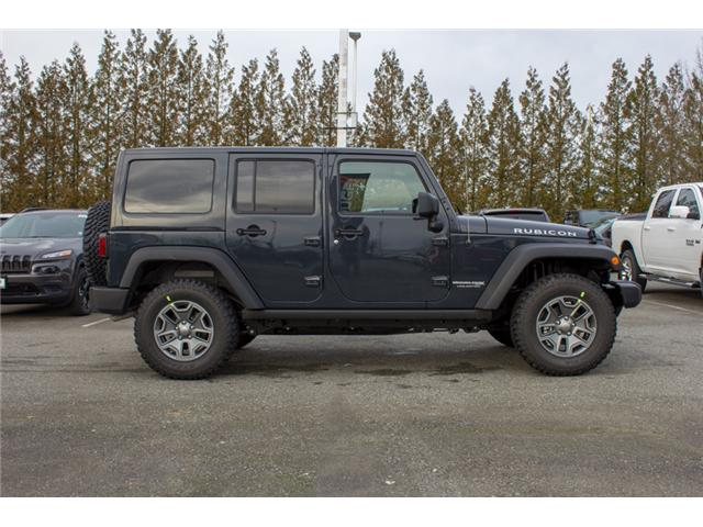2018 Jeep Wrangler JK Unlimited Rubicon (Stk: J834268) in Abbotsford - Image 8 of 30