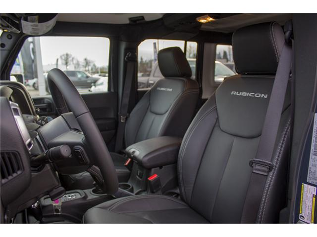 2018 Jeep Wrangler JK Unlimited Rubicon (Stk: J834268) in Abbotsford - Image 11 of 30