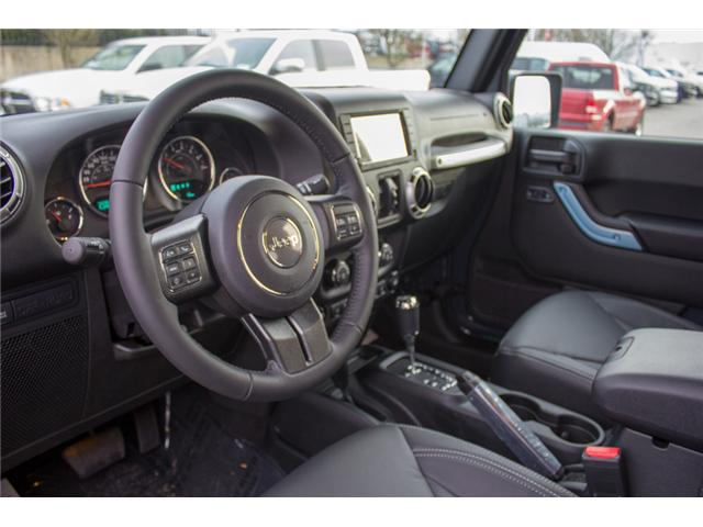 2018 Jeep Wrangler JK Unlimited Rubicon (Stk: J834268) in Abbotsford - Image 15 of 30