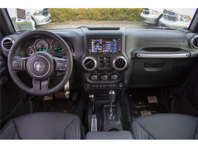 2018 Jeep Wrangler JK Unlimited Rubicon (Stk: J834268) in Abbotsford - Image 16 of 30