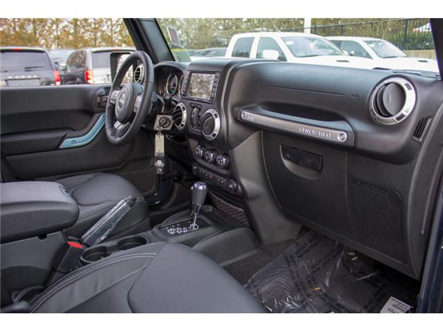 2018 Jeep Wrangler JK Unlimited Rubicon (Stk: J834268) in Abbotsford - Image 18 of 30