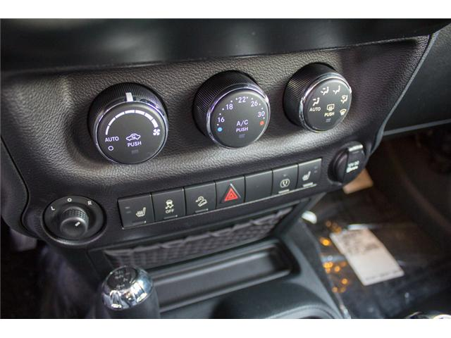 2018 Jeep Wrangler JK Unlimited Rubicon (Stk: J834268) in Abbotsford - Image 24 of 30