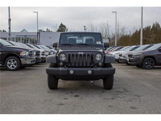 2018 Jeep Wrangler JK Sport (Stk: J846012) in Abbotsford - Image 2 of 26