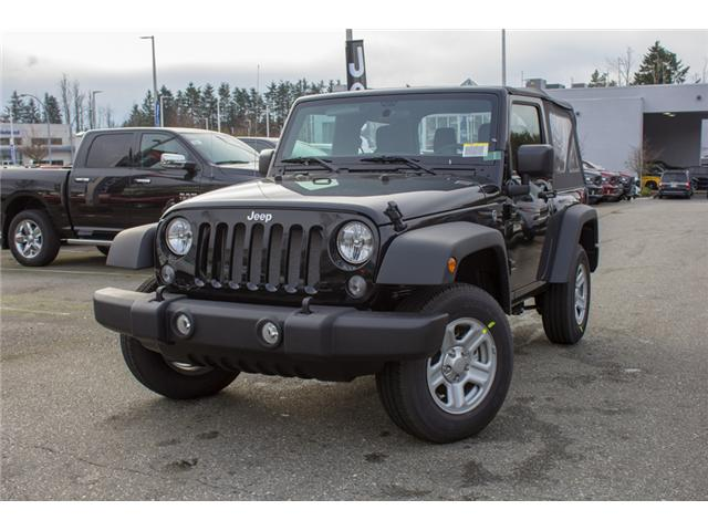 2018 Jeep Wrangler JK Sport (Stk: J846012) in Abbotsford - Image 3 of 26