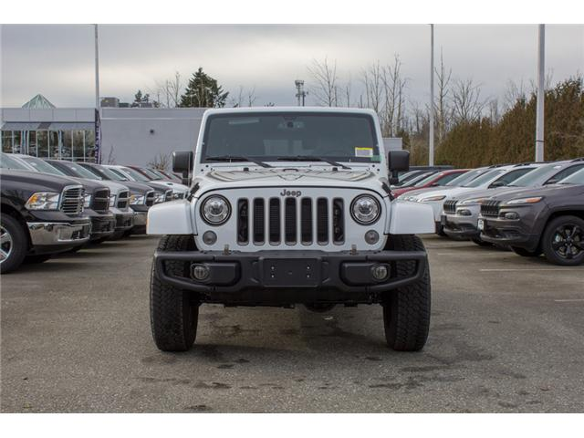 2018 Jeep Wrangler JK Unlimited Sport (Stk: J857778) in Abbotsford - Image 2 of 27