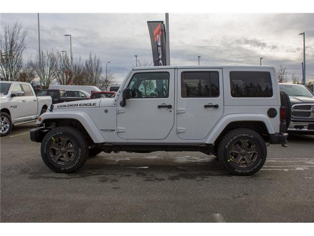 2018 Jeep Wrangler JK Unlimited Sport (Stk: J857778) in Abbotsford - Image 4 of 27