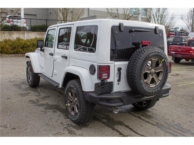 2018 Jeep Wrangler JK Unlimited Sport (Stk: J857778) in Abbotsford - Image 5 of 27