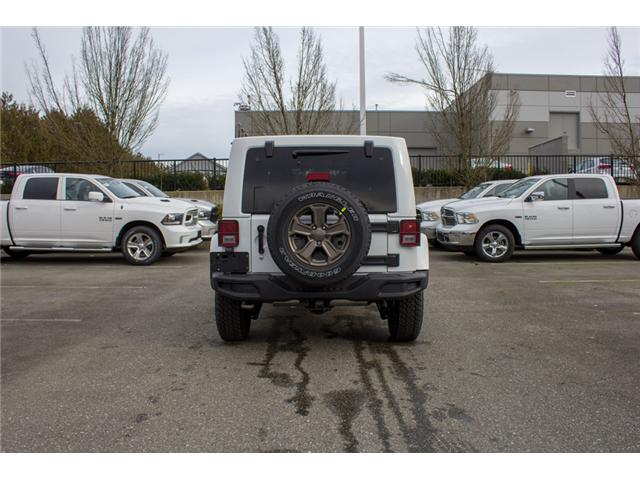 2018 Jeep Wrangler JK Unlimited Sport (Stk: J857778) in Abbotsford - Image 6 of 27